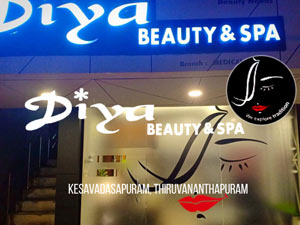 Diya Beauty & Spa